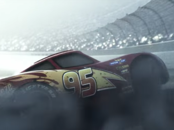 Cars 3 teaser trailer hints big changes for Lightning McQueen