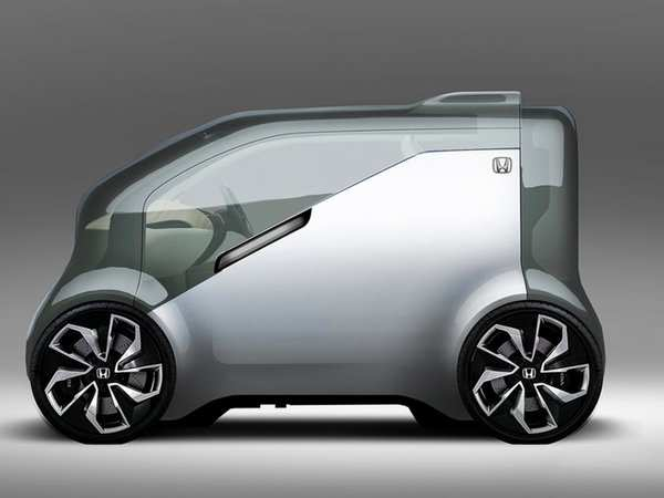Honda taking NeuV and robotic motorcycle concepts to CES