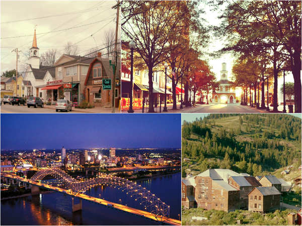 The 9 most affordable and beautiful cities for indian for Most beautiful places to live in america
