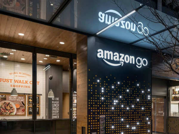 Amazon Go Is A New Way To Shop For Groceries