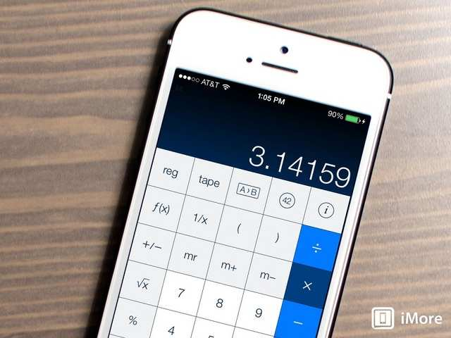 Images of Iphone Calculator Trick - #rock-cafe