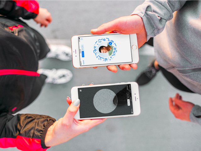 Then, in April, Facebook added scannable Snapchat-like QR codes for profiles in Messenger.