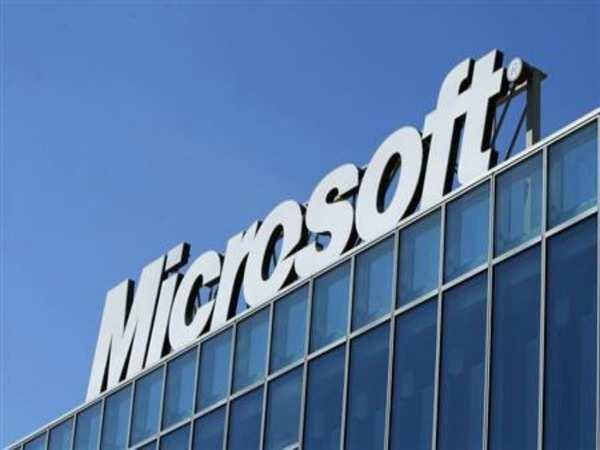 Microsoft market value: 1 trillion