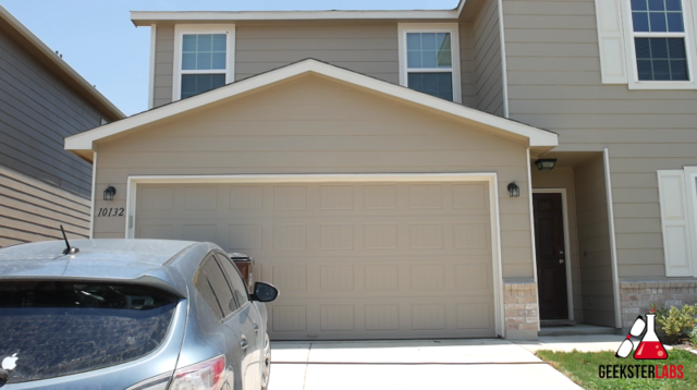 14 ways you can control your home with your voice using for 14 wide garage door