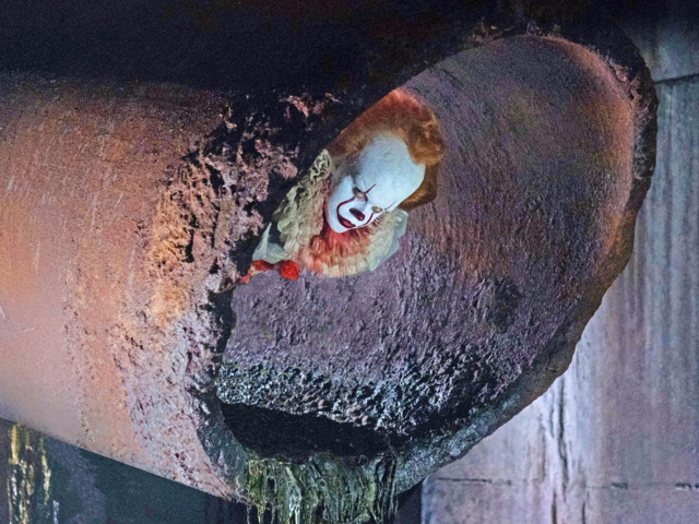 "Stephen King's other high-profile adaptation this year is ""It,"" starring  Bill Skarsgård as Pennywise The Dancing Clown."