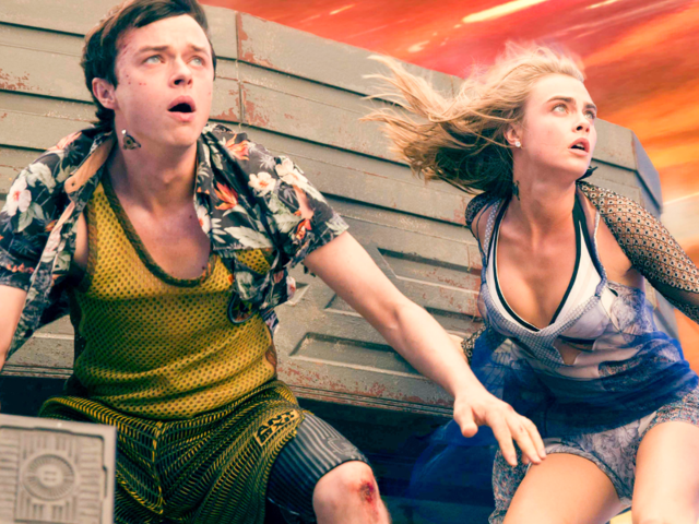 "Luc Besson's films are always interesting, and his upcoming sci-fi opus ""Valerian and the City of a Thousand Planets,"" based on the French comics series, looks like his most ambitious effort yet."