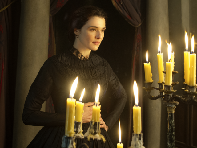 "The 1951 Daphne du Maurier novel ""My Cousin Rachel"" was already adapted once in a movie starring Richard Burton, and it's getting another big-screen adaptation, this time focused around Rachel Weisz."