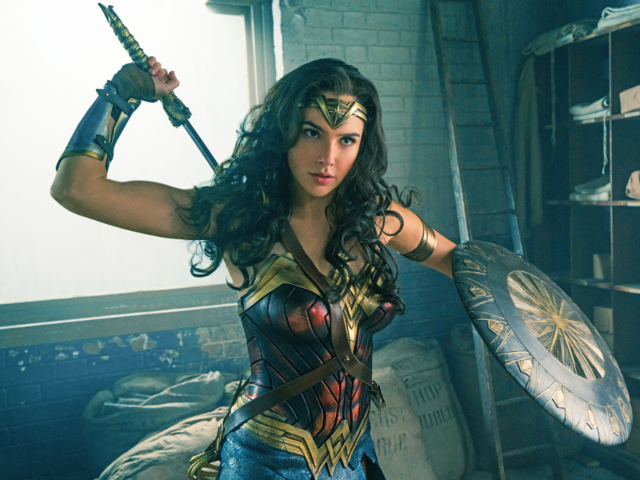 "The ""Wonder Woman"" movie is following DC Comics's ""The New 52"" reboot, where Diana is the daughter of Zeus."