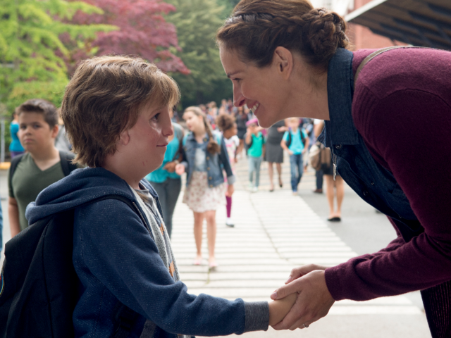 "Stephen Chbosky — himself the author of YA hit ""The Perks of Being a Wallflower"" — is adapting fellow YA author Raquel Jaramillo's novel ""Wonder"" into a movie. It's about a boy with a facial deformity trying to fit into school."