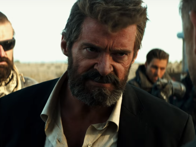 "The Wolverine solo movie ""Logan"" is inspired by the ""Old Man Logan"" X-Men comic series, with the superhero in a postapocalyptic future."