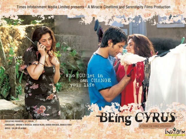 10. Being Cyrus