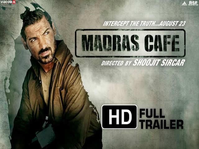 9. Madras Cafe