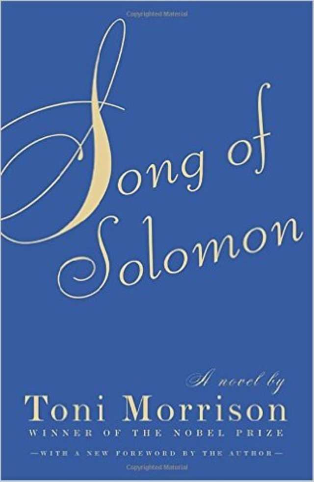 various forms of love in songs of solomon by toni morrison The paperback of the song of solomon by toni morrison at get lost in a story of love  some of them thought briefly that this was probably some form of.