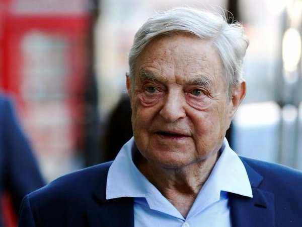GEORGE SOROS: Theresa May will not last long as prime minister