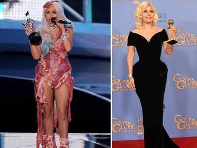 34 photos that show how Lady Gaga's style has evolved through the years