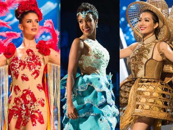 Miss Universe 2017 Kicks Off in Manila