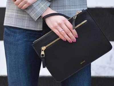 I tried a pair of high-tech luxury purses - here's what it was like