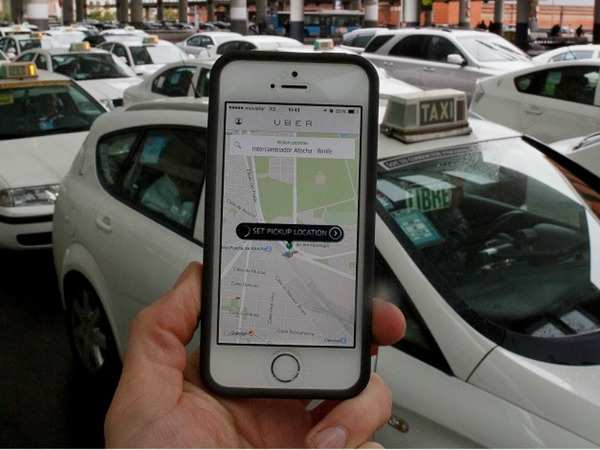 Now Rent Uber Cabs for 12 hours with UberHIRE