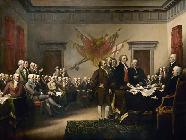 John Adams, second president of the US: