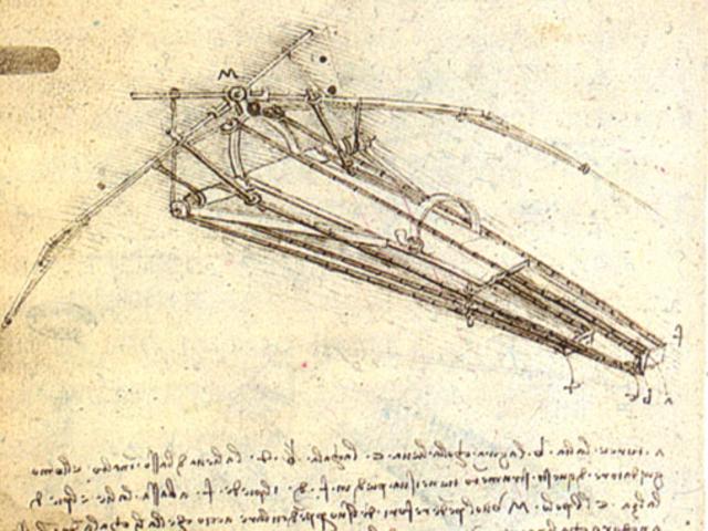 Leonardo da Vinci, inventor and painter: