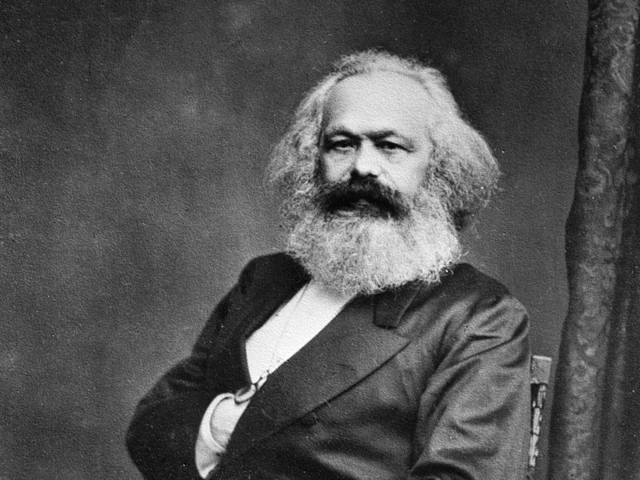 Karl Marx, philosopher: