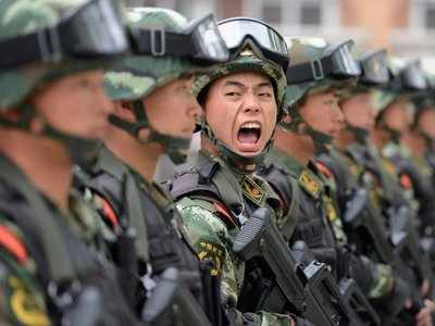 China's military is approaching 'near parity' with the West