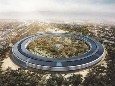 Apple's $5 billion campus will officially open in April - and you'll be able to visit