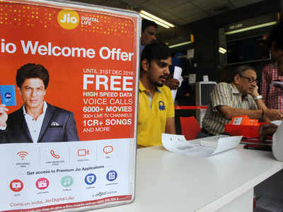 Jio's free call and data plans have cost the government Rs 685 crore