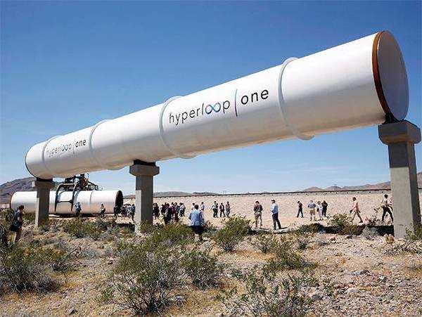 Five Indian teams shortlisted for Hyperloop's global challenge