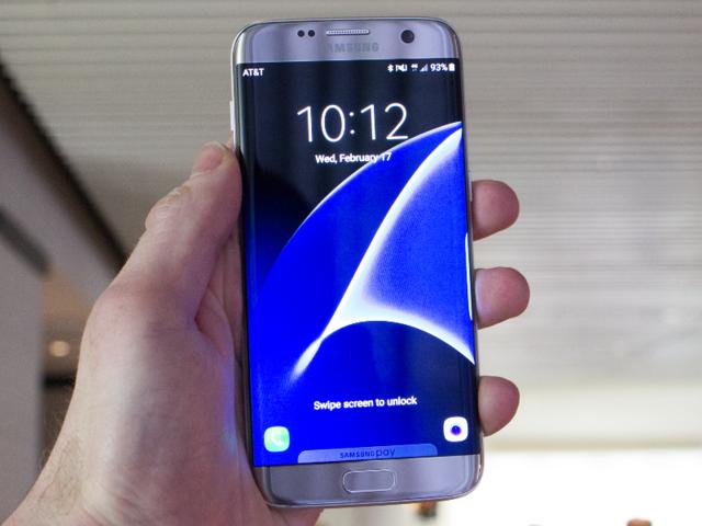 5. Samsung Galaxy S7 Edge