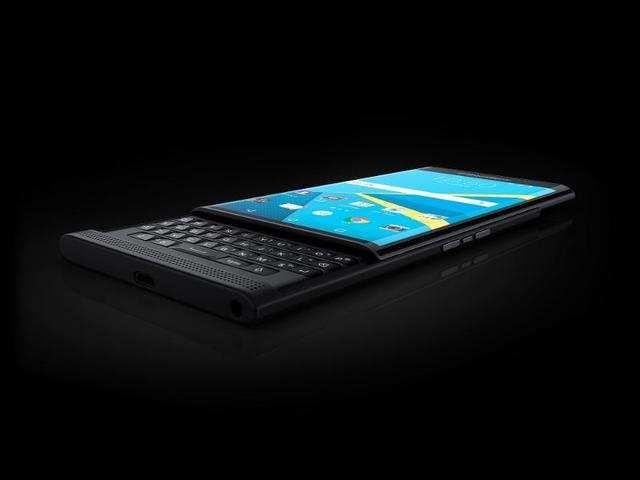 19. BlackBerry Priv
