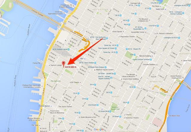 Zaha Hadid's final New York City apartment building has robot valets