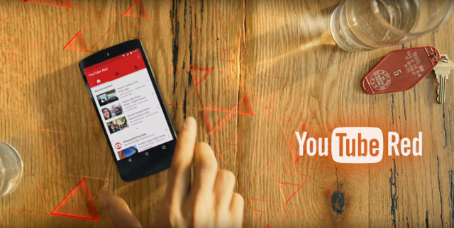 YouTube Red — 30-day free trial