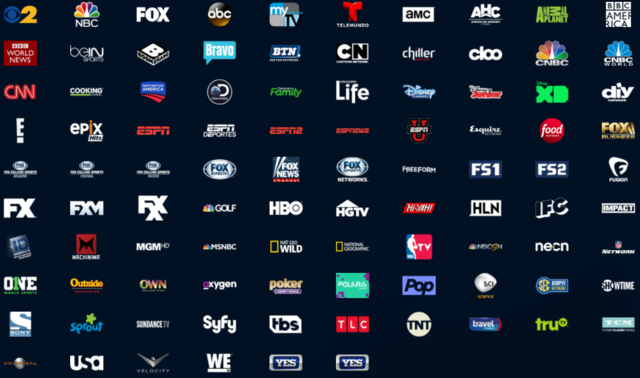 PlayStation Vue — 7-day free trial