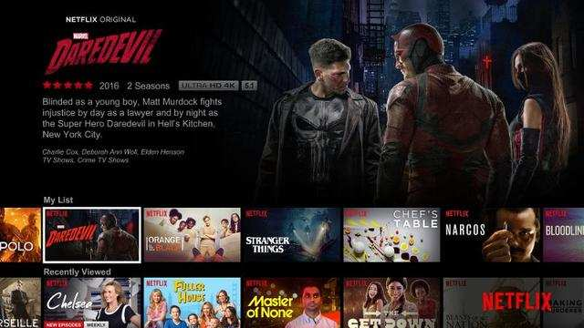 Netflix — 30-day free trial