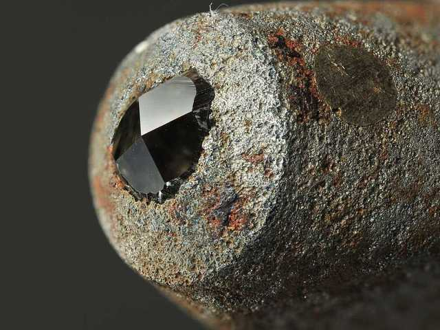 THEN: Diamond is the hardest substance