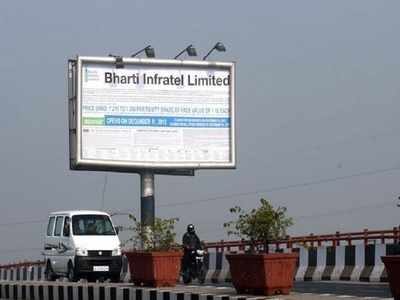 Bharti Airtel has sold 10% of its stake in Bharti Infratel to KKR and CPPIB