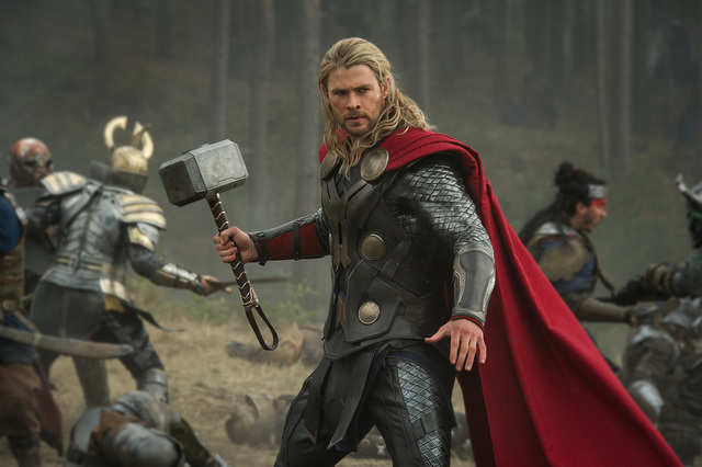 """Thor: Ragnarok"" — November 3"