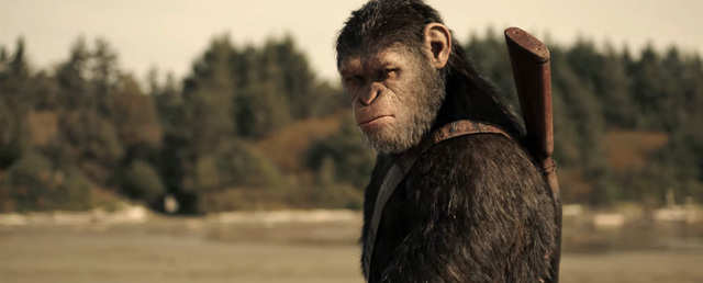 """""""War for the Planet of the Apes"""" — July 14"""