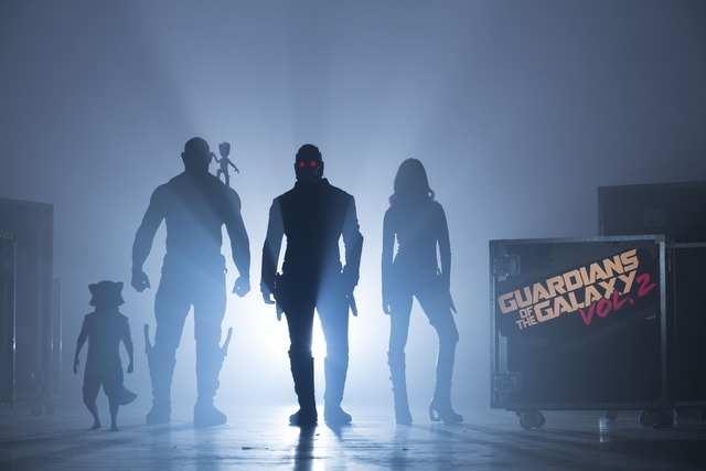 """Guardians of the Galaxy Vol. 2"" — May 5"