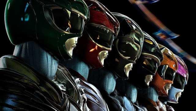 """Power Rangers"" — Already released"