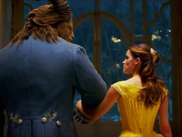 """""""Beauty and the Beast"""" — Already released"""