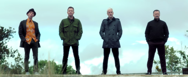 """""""T2 Trainspotting"""" — Already released"""