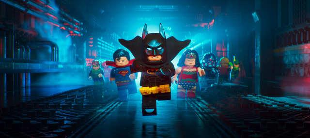 """The LEGO Batman Movie"" — Already released"