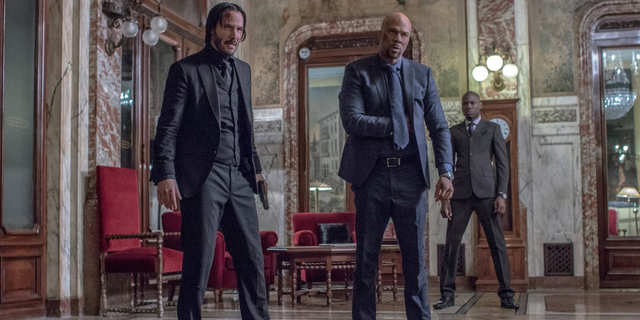 """""""John Wick: Chapter Two"""" — Already released"""