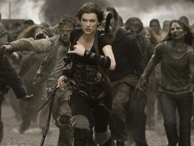 """""""Resident Evil: The Final Chapter"""" — Already released"""
