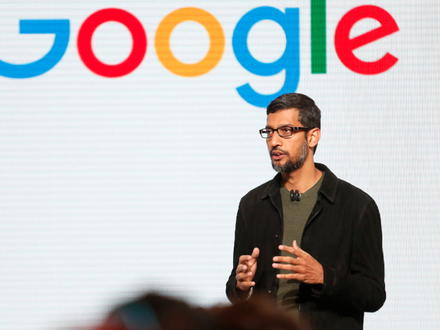 "All of Alphabet's ""traditional"" products — like Chrome, the new Pixel phone, Google Home, and Google Play — are still housed under Google, which is helmed by CEO Sundar Pichai."