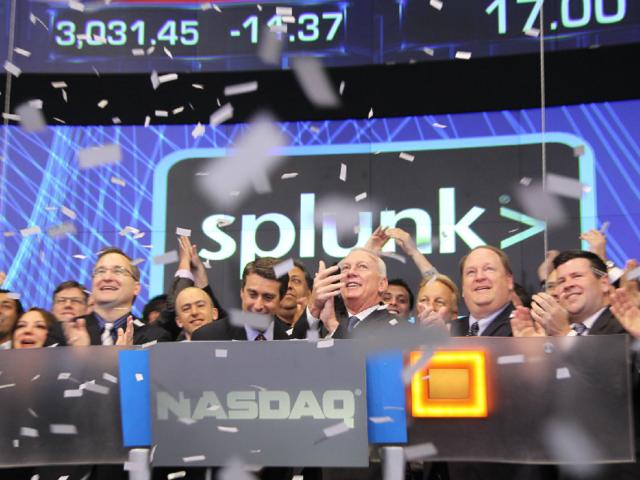 No. 2: Splunk, $161,010