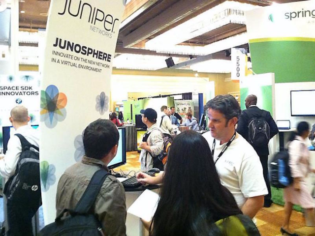 No. 8: Juniper Networks, $150,000