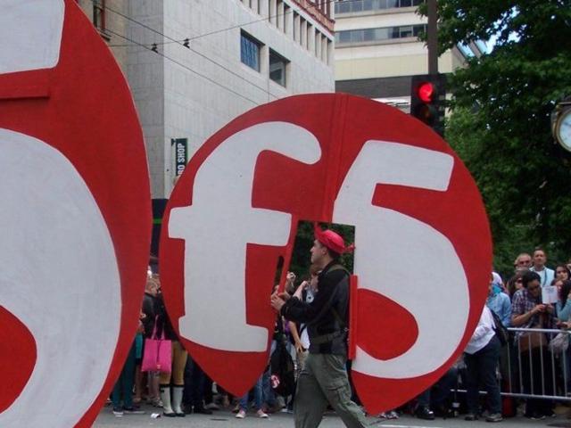 No. 18, F5 Networks, $140,555